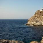 Faro - Paros. Phare - Paros - Lighthouse Paros