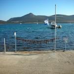 Porticciolo Antiparos. Petit port Antiparos - Antiparos